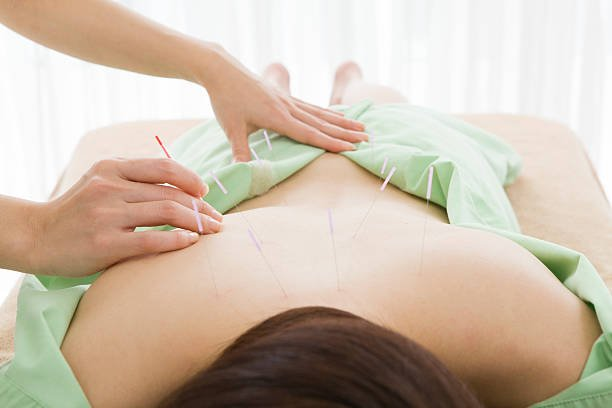 Clinic of acupuncture
